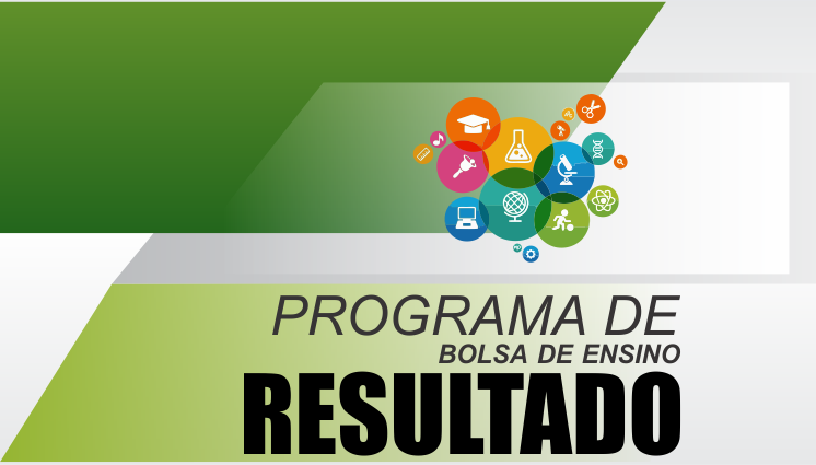 Bolsa de Ensino 2019 - RESULTADO
