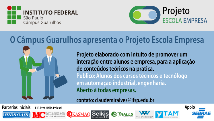 Projeto Escola Empresa