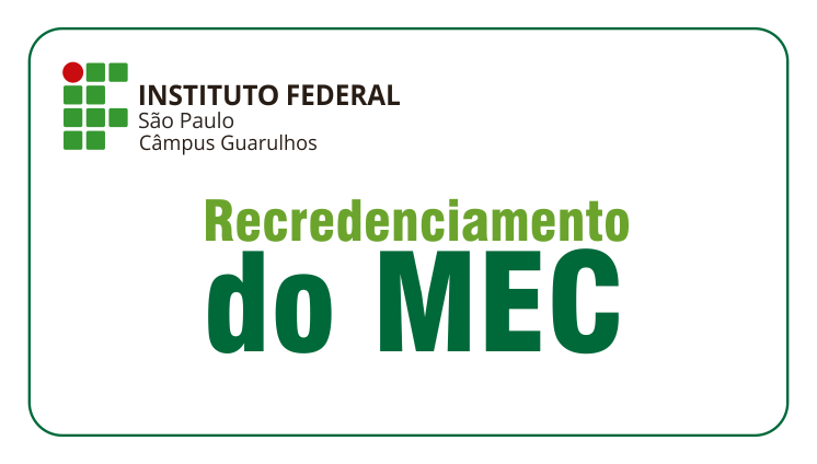 Recredenciamento  do MEC