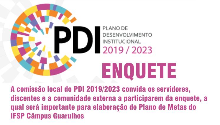Enquete - PDI