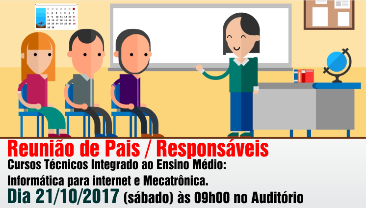Reunião de Pais / Responsáveis