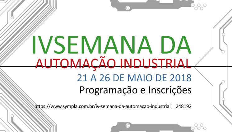 IV Semana da Automação Industrial