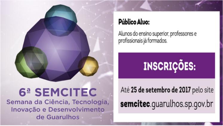 6ª SEMCITEC